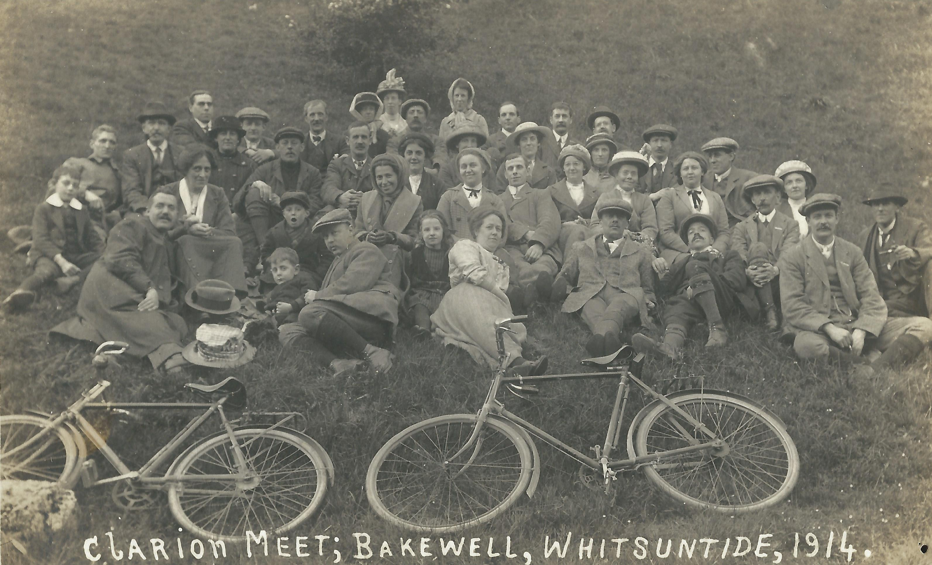 c1416-clarion-cycling-club-meet-bakewell-whitsuntide-1914
