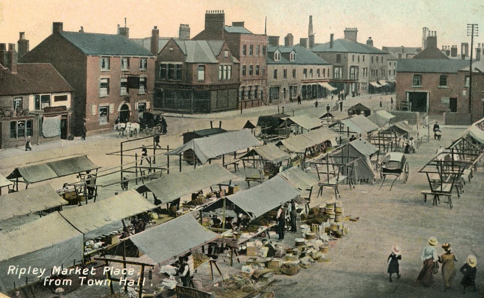 Market Place 1908