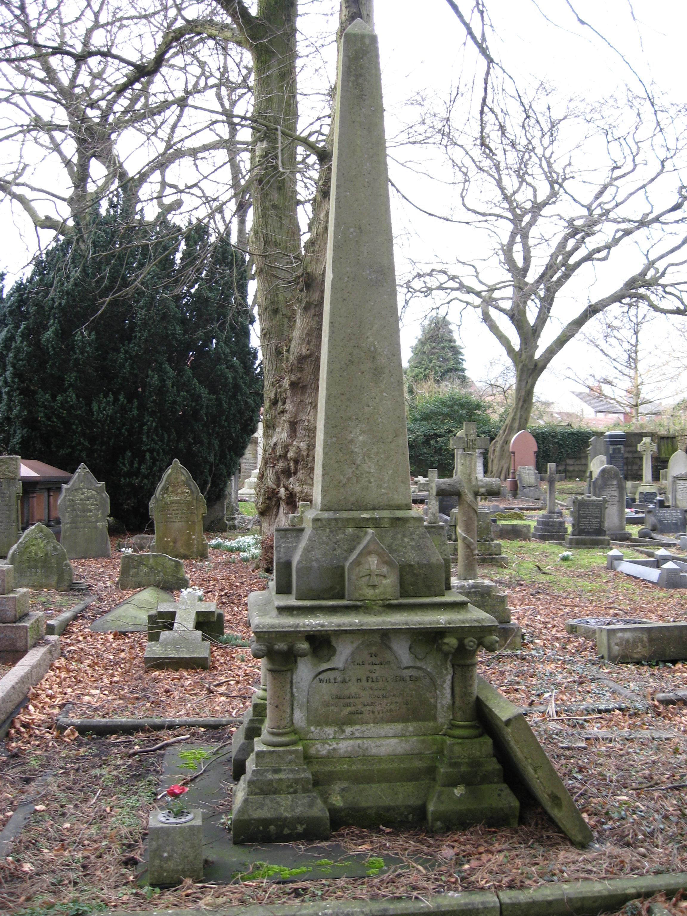 fletchers-grave