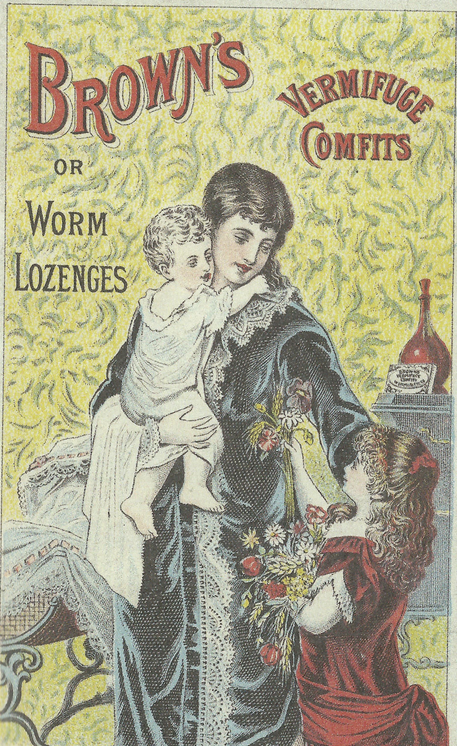 worm-lozenges