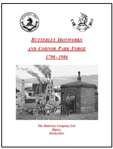 Butterley Ironworks